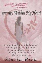 Boek cover Journey Within My Heart van Starla Rich