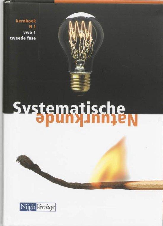 Systematische Natuurkunde / Vwo 1 / Deel Kernboek N1 - J.W. Middelink |