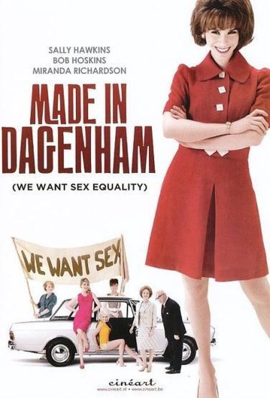 Cover van de film 'Made In Dagenham'