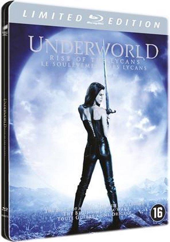 Cover van de film 'Underworld: Rise Of The Lycans'