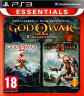 God of War Collection (1 & 2) (Essentials) /PS3