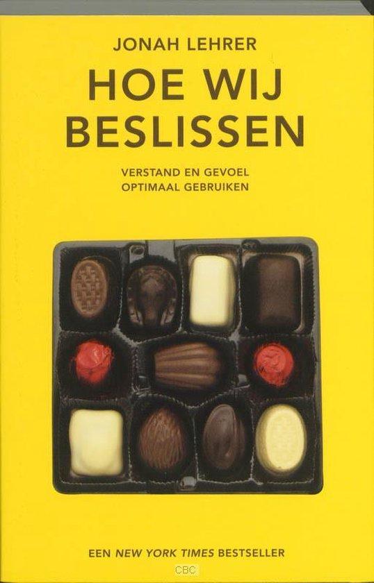 Boek cover Hoe Wij Beslissen van Jonah Lehrer (Paperback)
