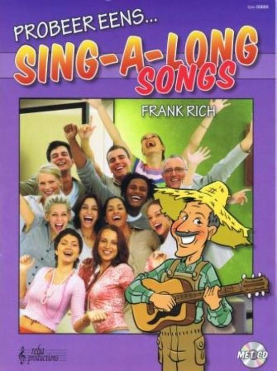 Probeer eens Sing-a-long Songs - Frank Rich   Readingchampions.org.uk