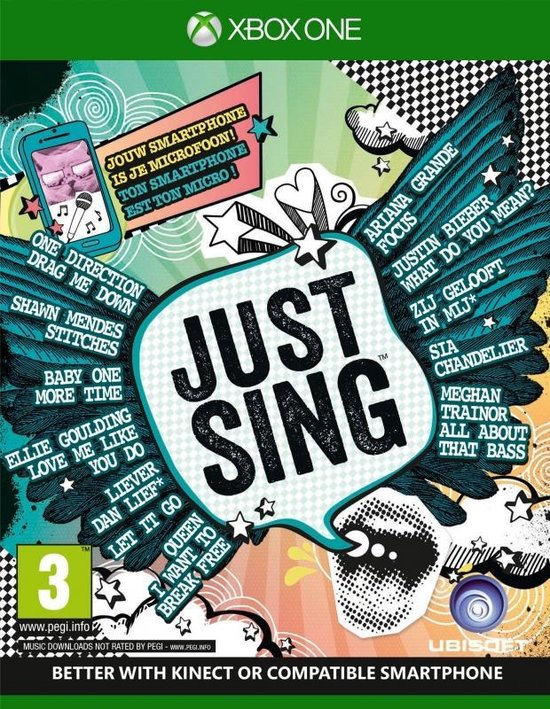 Just Sing /Xbox One
