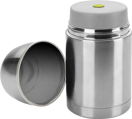Ibili Voedselcontainer - Rvs - 550 ml