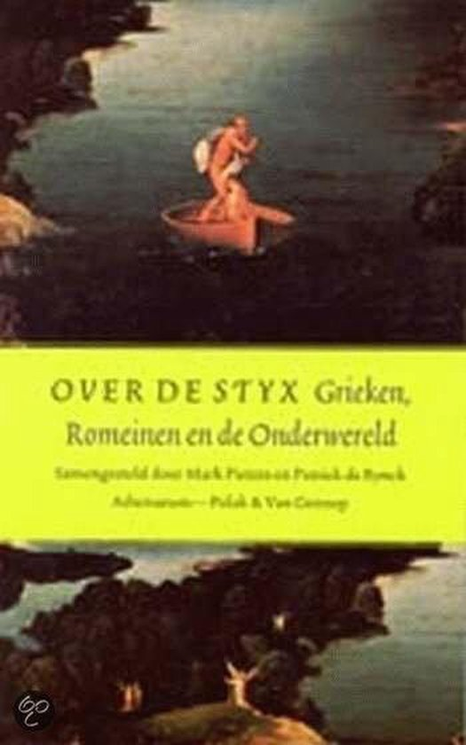 Over De Styx - M. Pieters |