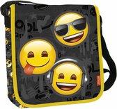 Emoji Cool Squad - Schoudertasje - 25 cm - Multi