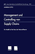 Management Und Controlling Von Supply Chains
