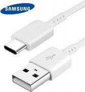 Samsung datakabel - oplaadkabel - USB-C - 1.5m - Wit