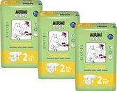 Eco Muumi Baby luiers maat 2 - 3-6 kg – 174 stuks - ecologisch