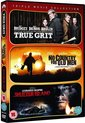 True Grit + No Country for old Men + Shutter Island