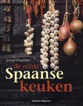 Boek cover De Echte Spaanse Keuken van J. Chandler