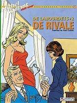 Michel Vaillant (Onuitgegeven Toppers): 004 De Labourdet's deel 2 - De Rivale