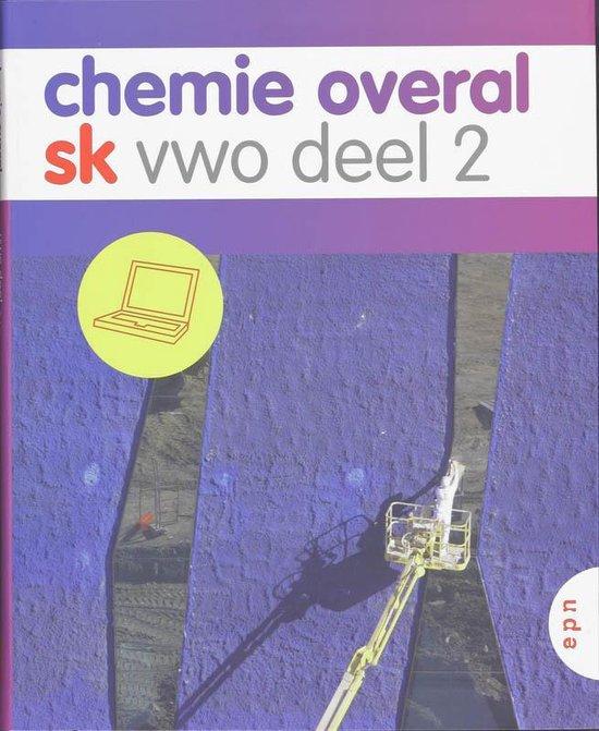 Chemie Overal / Vwo deel 2 / deel Leerboek + Website - P. Franken |