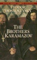 Boek cover The Brothers Karamazov van Fyodor Dostoevsky
