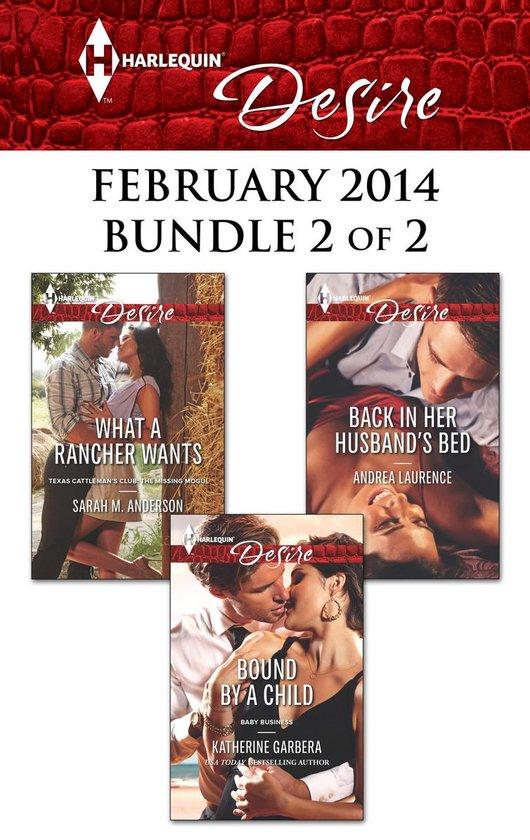 Harlequin Desire February 2014 - Bundle 2 of 2
