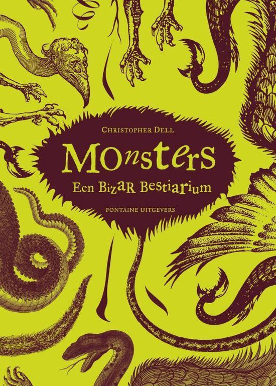 Monsters - Christopher Dell |