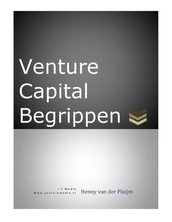 Venture Capital Begrippen - Henny van der Pluijm |