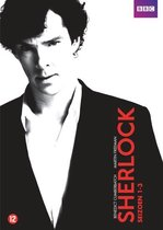 Sherlock - Seizoen 1 t/m 3