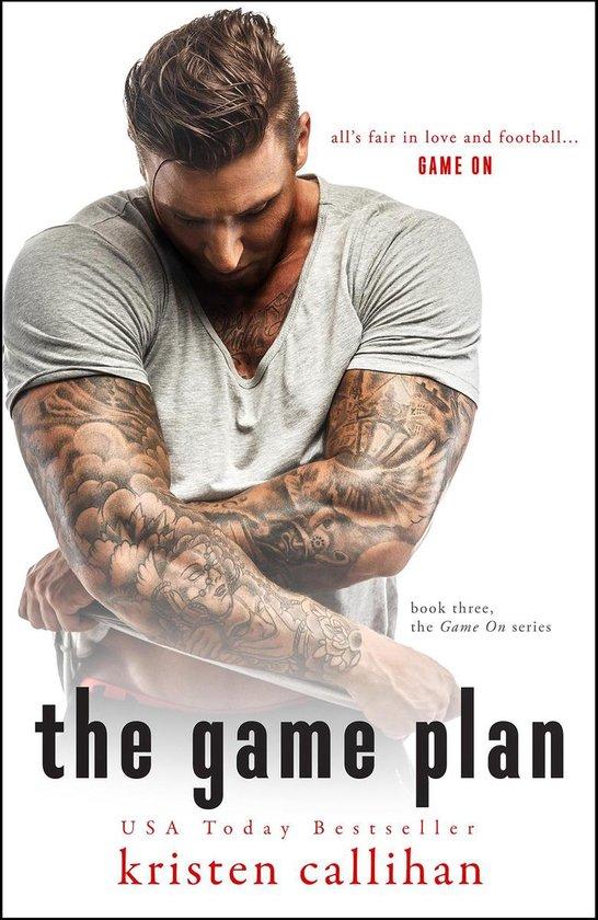 Boek cover The Game Plan van Kristen Callihan (Onbekend)
