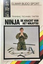 Ninja de kracht van het ninjutsu