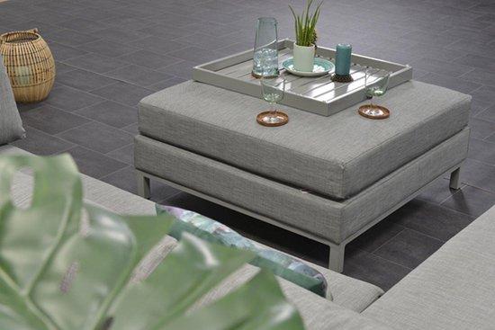 Garden Impressions - Prego loungeset - all weather - lichtgrijs - Garden Impressions