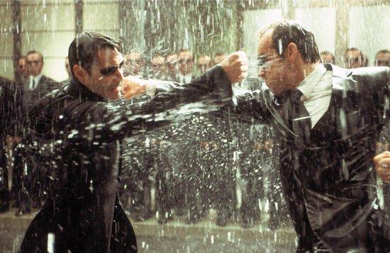The Complete Matrix Trilogy (4K Ultra HD Blu-ray)