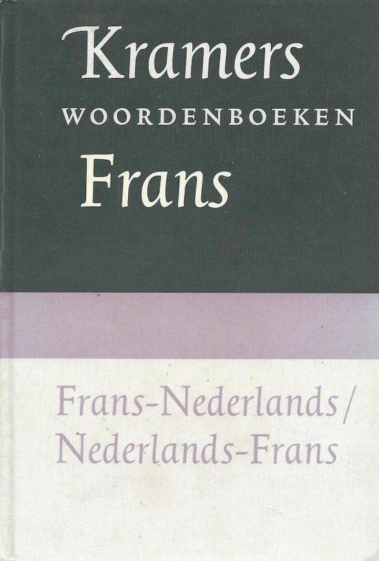 Frans-Nederlands/Nederlands-Frans woordenboek Francais-Neerlandais/Neerlandais-Francais - P. Vermeer   Readingchampions.org.uk