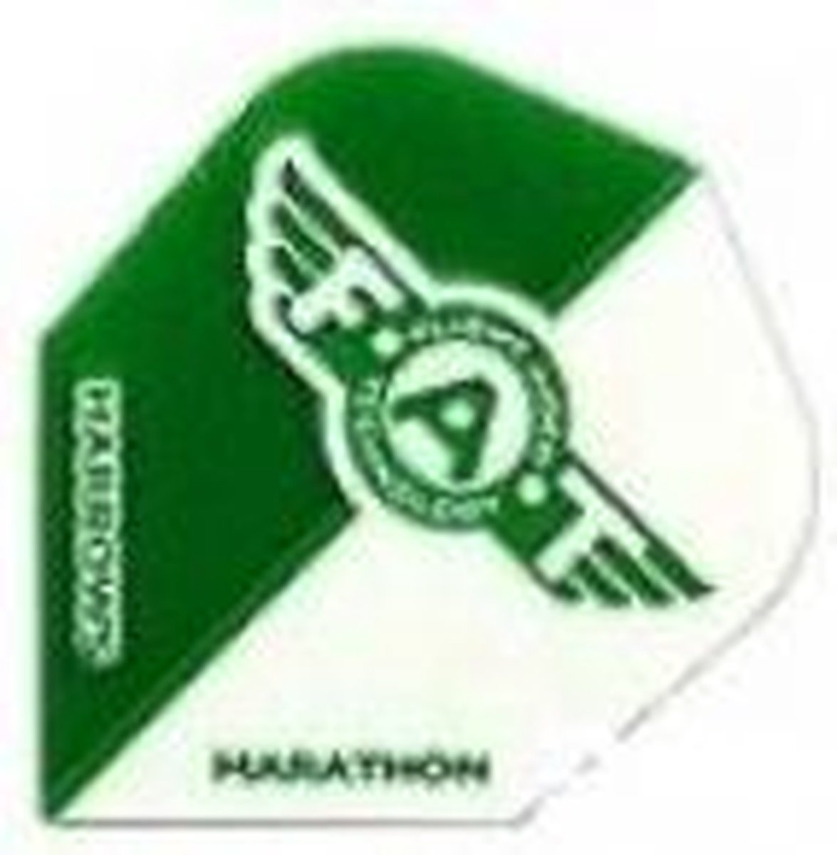 Harrows Flights Marathon F.A.T. Groen
