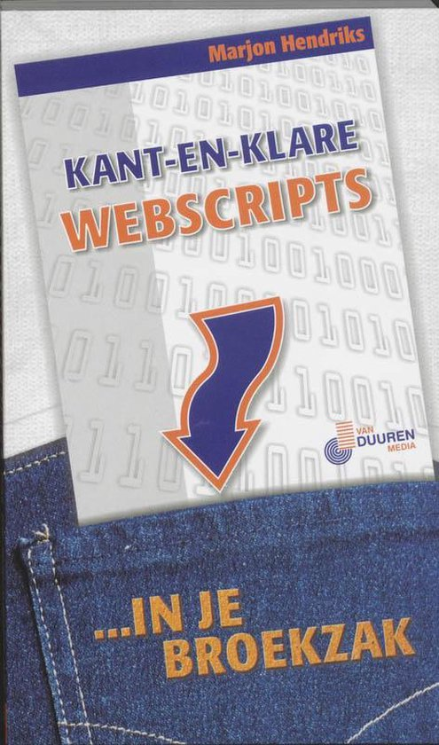 Kant-En-Klare Webscripts - Marjon Hendriks  