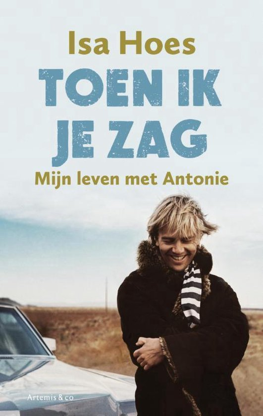 Boek cover Toen ik je zag van Isa Hoes (Paperback)