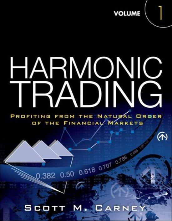Boek cover Harmonic Trading, Volume One van Scott Carney (Paperback)