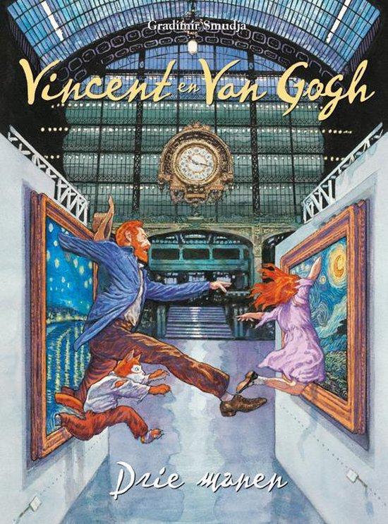 Vincent & van gogh hc02. drie manen - Gradimir Smudja   Readingchampions.org.uk