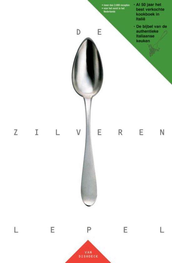 Boek cover De Zilveren Lepel van Anoniem (Hardcover)