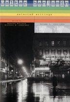 Boek cover Walter Benjamin: Selected Writings, 1 van Walter Benjamin