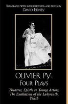 Olivier Py: Four Plays