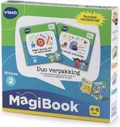 VTech Magibook 4-6 jaar Voordeelbundel - 2 activiteitenboeken