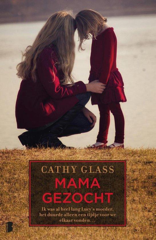 Boek cover Mama gezocht van Cathy Glass (Onbekend)