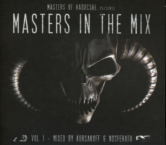 Masters Of Hardcore In The Mix 2014