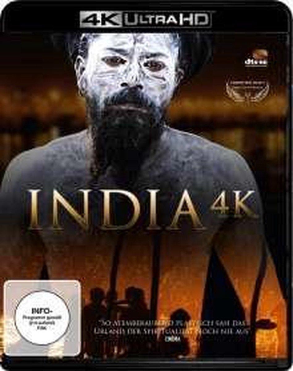 India (4K UHD) (inkl. 3D Blu-ray)/Blu-ray-