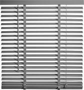 Intensions Jaloezie Hout - 50 mm - Donkergrijs - 60x130 cm