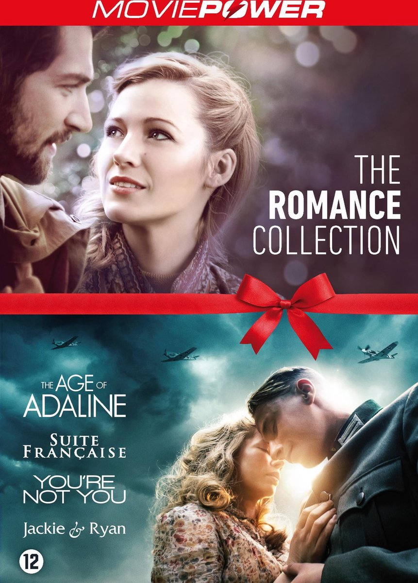 Romance Collection (2016) - Dvd