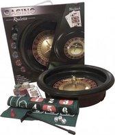 Roulette set Plastic met 40cm roulettewiel