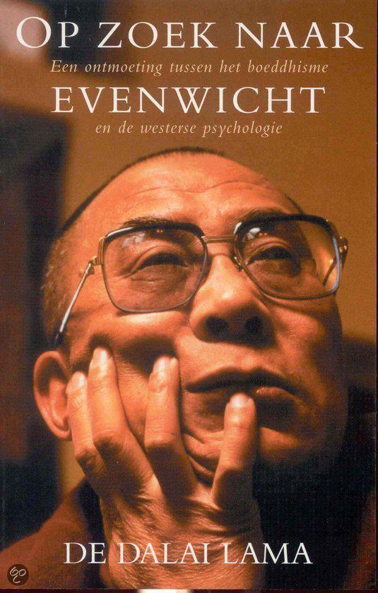 Cover van het boek 'Op zoek naar evenwicht'