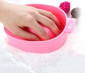 Manicure Bowl - Nagelbadje - Nagel Bad / Schaal - Nagelbad - Roze