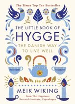 Boek cover The Little Book of Hygge van Meik Wiking (Hardcover)