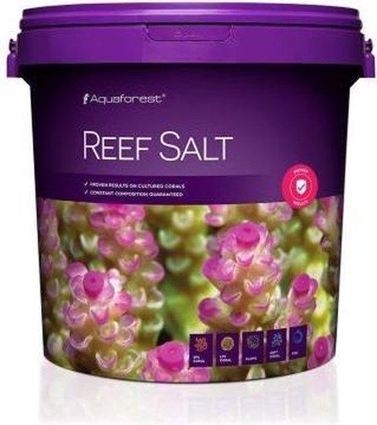 Aquarium Zout Aquaforest Reef Salt 22 Kg