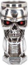 Nemesis Now Terminator Kelk Terminator 2 Head Zilverkleurig