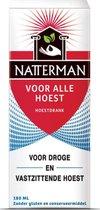 Natterman Voor Alle Hoest Hoestdrank - 180 ml