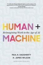 Boekomslag van 'Human + Machine'